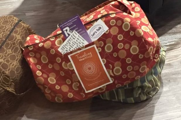 Traveling Heart 'Hospital Bag' Initiative